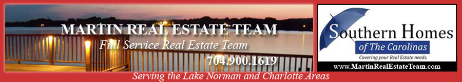 martin real estate team of lake norman
