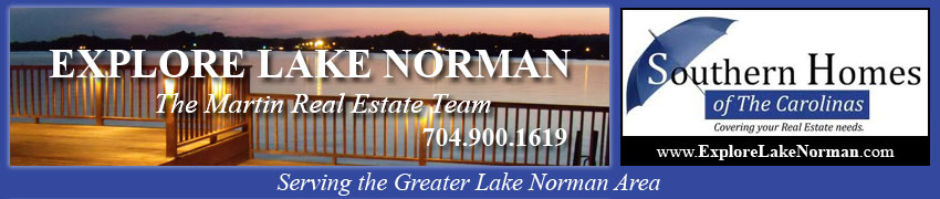 Lake Norman Waterfront Homes for Sale