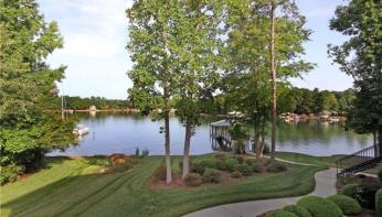 Mooresville Waterfront Homes NC